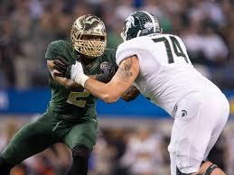 Jack Conklin vs Shawn Oakman